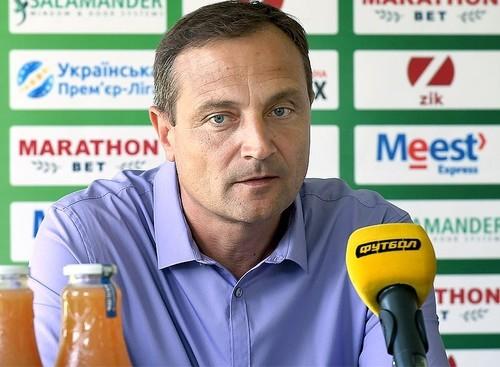 Олег БОЙЧИШИН: «Дякую хлопцям за терпіння»