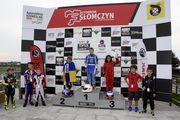 Юний українець лідирує у чемпіонаті CEE Rotax Max Challenge з картингу