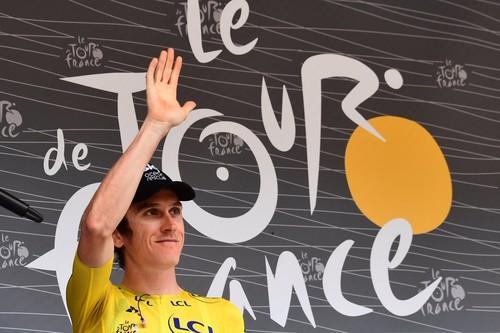 Томас вошел в историю, выиграв Олимпиаду, ЧМ и Тур де Франс