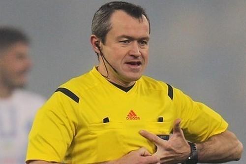 Рефери матча за Суперкубок Украины отстранен от судейства на 4 игры