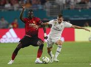 Манчестер Юнайтед — Реал Мадрид. Видео голов и обзор матча
