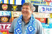 Заваров будет работать в селекционной службе Динамо