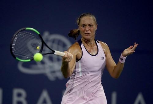 Катерина Бондаренко проиграла Виктории Азаренко на турнире в Сан-Хосе