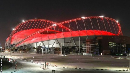 Англия может принять ЧМ-2022 вместо Катара