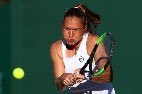 Катерина Бондаренко покидает турнир в Сан-Хосе