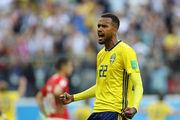 Динамо намерено арендовать форварда Андерлехта и сборной Швеции