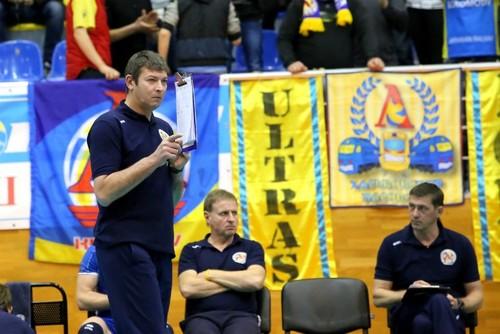 Украинский тренер возглавил российский Ярославич