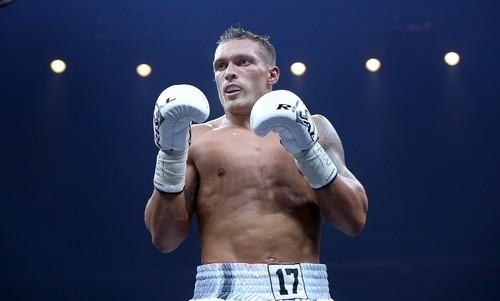 Макс БУРСАК: «Усику по силам боксировать в супертяжелом весе»