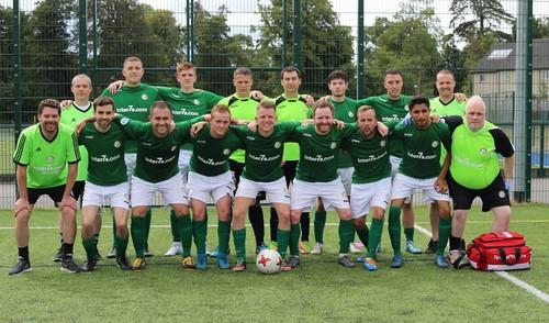 Збірна Ірландії. Група C чепіонату EURO-2018 з міні-футболу