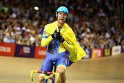 Украинец Гладыш – чемпион Европы по велотреку