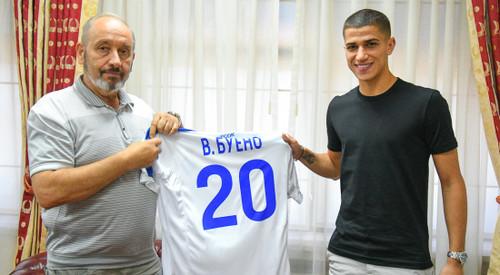 Буэно и Рудько – вне заявки Динамо на Лигу чемпионов