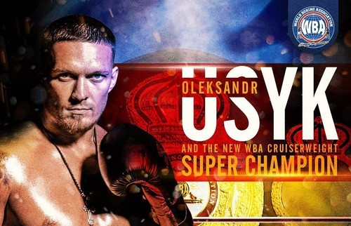 Усик – Боксер месяца по версии WBA