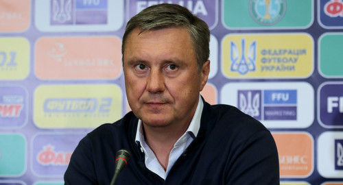 Александр ХАЦКЕВИЧ: «Играть без мяча и терпеть – это нужно уметь»