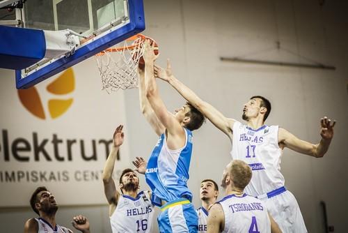 ЧЄ U-18. Україна програла Греції і втратила прописку в Дивізіоні А