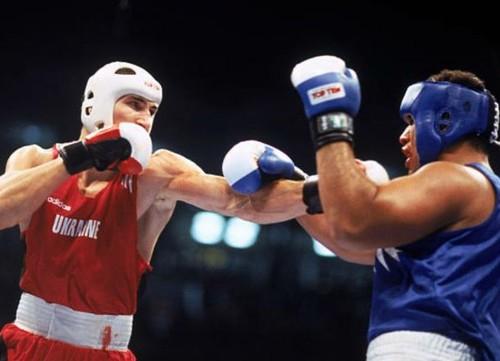 22 года назад Владимир Кличко стал Олимпийским чемпионом