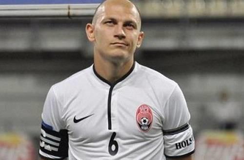 Никита Каменюка провел 250-й матч в Украинской Премьер-лиге