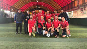 Збірна Албанії. Група C чемпіонату EURO-2018 з міні-футболу
