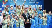 Украинские синхронистки выиграли золото ЧЕ-2018 в комбинации