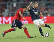 Бавария обыграла Манчестер Юнайтед в спарринге