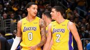 Лейкерс по версии букмекеров выйдут в плей-офф НБА