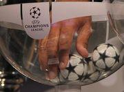 Состоялась жеребьевка раунда плей-офф Лиги чемпионов
