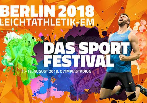 Календарь чемпионата Европы по легкой атлетике-2018