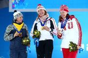 Вилухина дисквалифицирована, Вита Семеренко получит серебро ОИ в Сочи