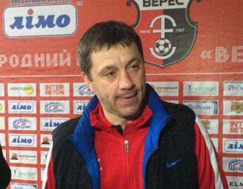 Юрий ВИРТ: «За матч с Шахтером обещаны повышенные премиальные»