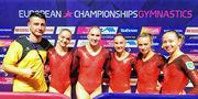 Украинская команда стала 5-й в командном финале на ЧЕ в Глазго