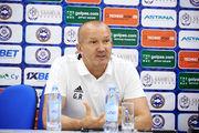 ГРИГОРЧУК: «Динамо – клуб с большим именем, однако мы верим в успех»