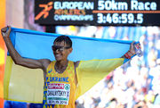 Украинец Закальницкий стал чемпионом Европы в ходьбе на 50 км