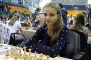 Каміла Грищенко - чемпіонка Європи зі швидких шахів