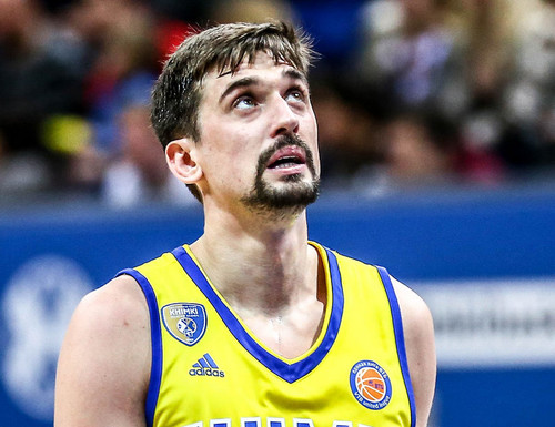 Алексей Швед - самый высокооплачиваемый баскетболист Евролиги