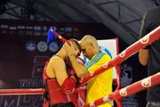 Украинский спортсмен стал чемпионом мира по тайскому боксу