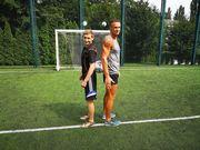 Футбольный студент#1. Шевчук бьёт в перекладину