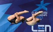 Украинцы Кесарь и Олиферчик завоевали бронзу на чемпионате Европы-2018