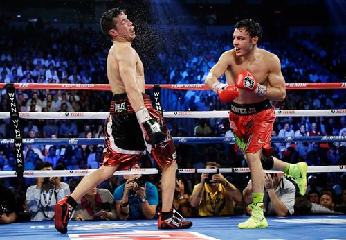 43-летний Серхио Мартинес вернется в бокс ради боя с Чавесом-младшим