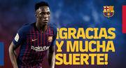 Барселона продала Йерри Мину в Эвертон за 30 миллионов