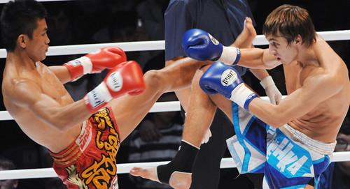 На чемпионате мира по муай-тай Украина завоевала три золота