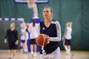 Женская сборная Украины продолжает подготовку к отбору на Евробаскет