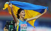Наталья Прищепа выиграла золото в беге на 800 метров