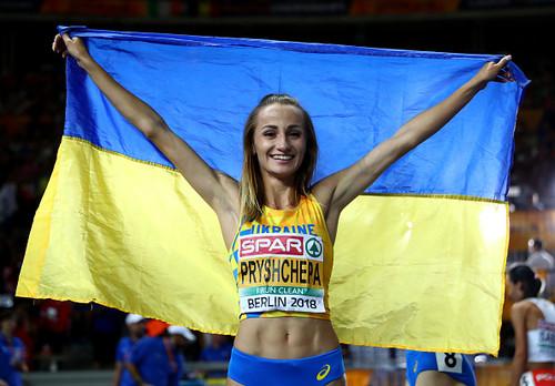 Медальна п'ятниця українських легкоатлеток