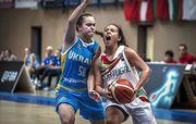 Украинки уступили Португалии на чемпионате Европы U-18
