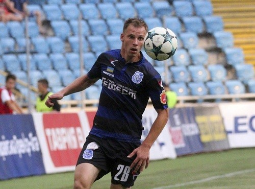 Черноморец - Десна - 1:0. Текстовая трансляция матча