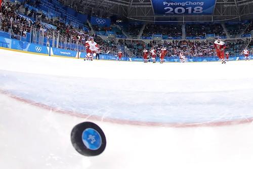 Хоккей могут исключить из программы Олимпийских игр