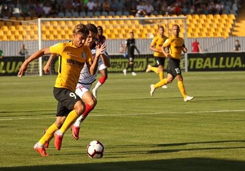 Александрия, обыграв Арсенал-Киев, стала единоличным лидером УПЛ