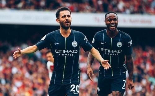Манчестер Сити уверенно обыграл Арсенал