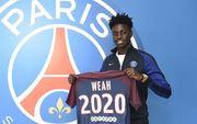 Сын Веа забил первый мяч в чемпионате Франции