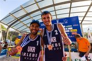 Попов та Ємельянчик стали бронзовими призерами Сателліт Вадуц