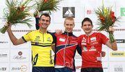Руслан Глібор - віце-чемпіон світу зі спортивного орієнтування